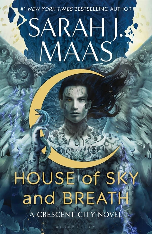 Bloomsbury Publishing House of Sky and Breath