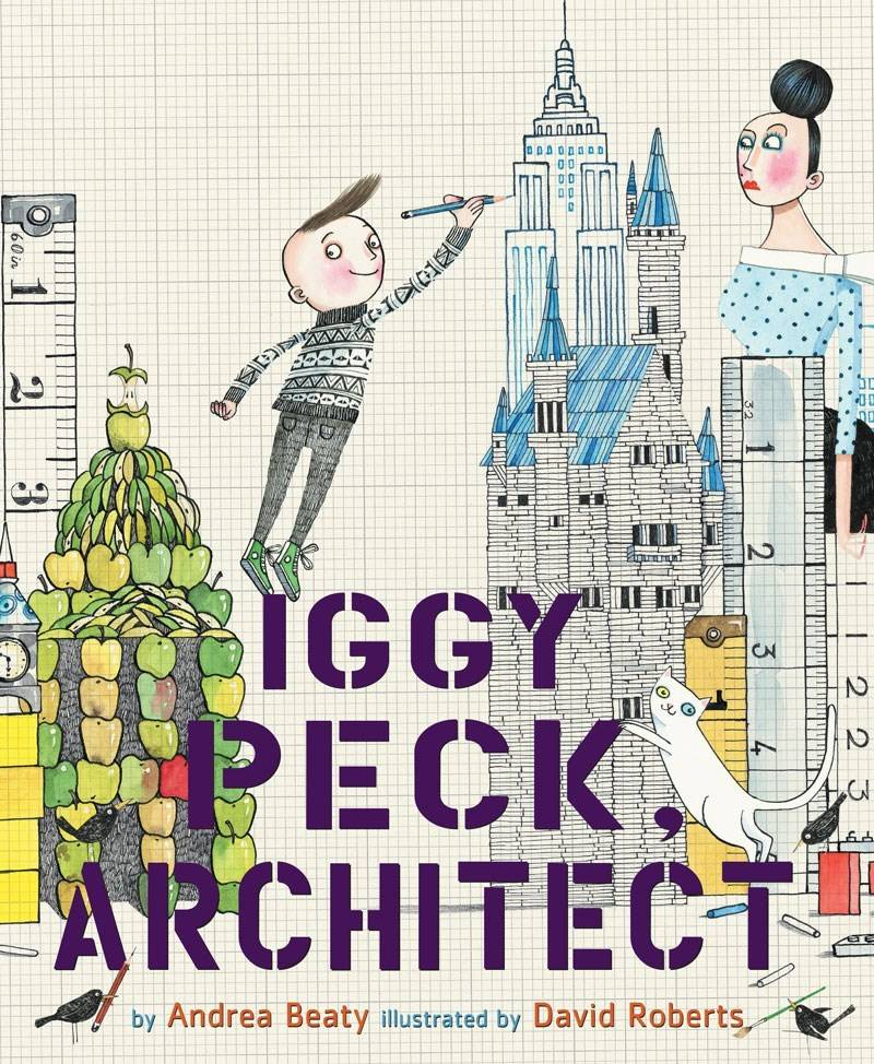 Abrams The Questioneers: Iggy Peck, Architect