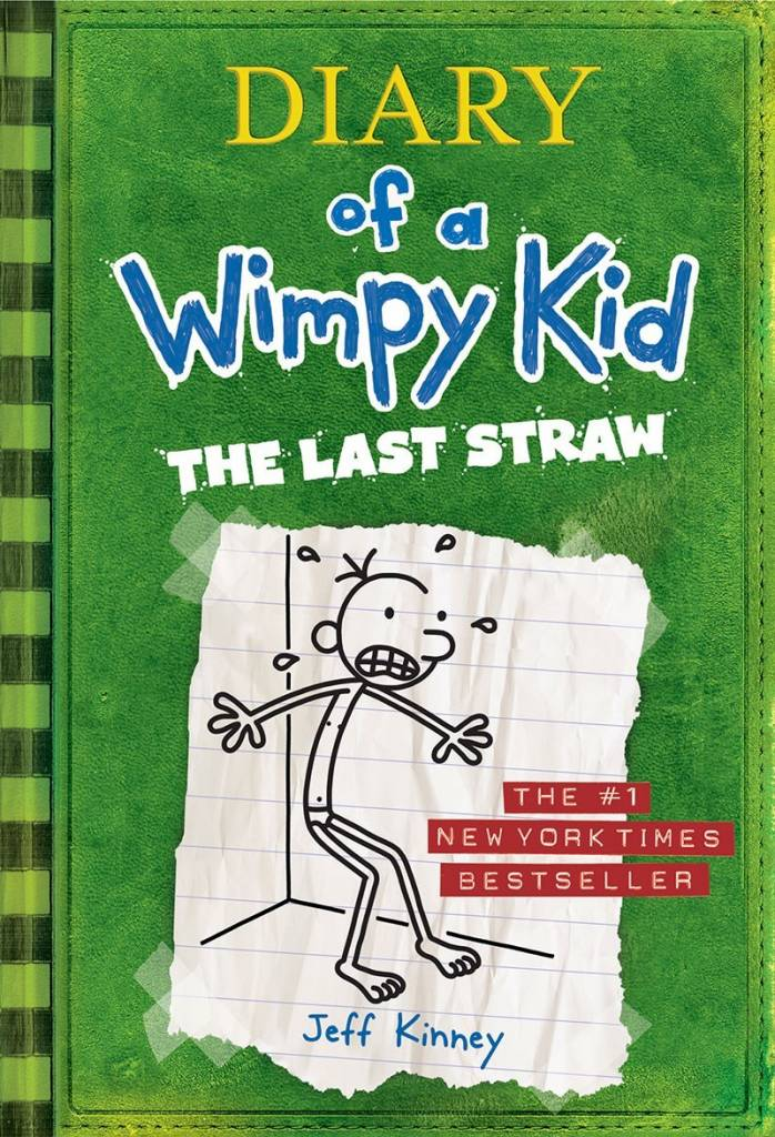 Amulet Books Diary of a Wimpy Kid 03 The Last Straw