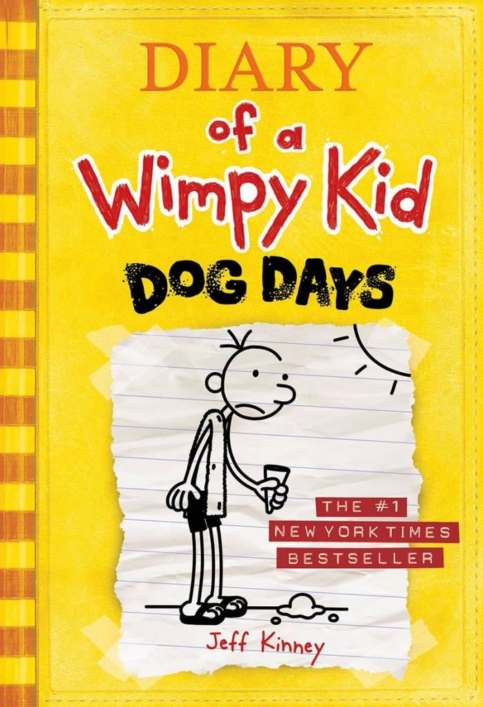 Amulet Books Diary of a Wimpy Kid 04 Dog Days