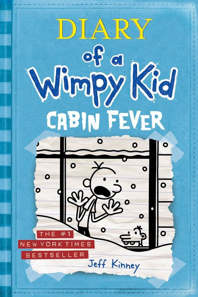 Amulet Books Diary of a Wimpy Kid 06 Cabin Fever