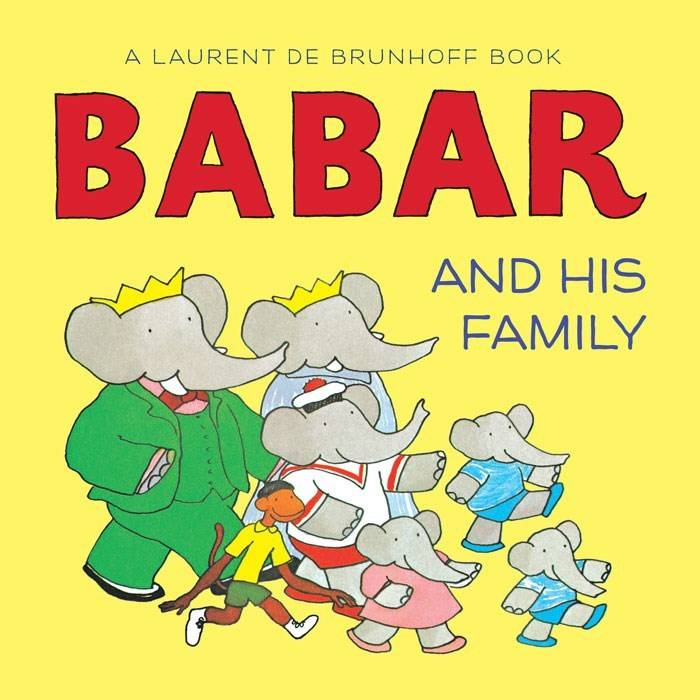 Abrams Appleseed Babar: And His Family