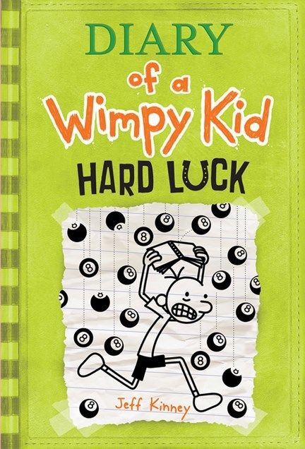 Amulet Books Diary of a Wimpy Kid 08 Hard Luck