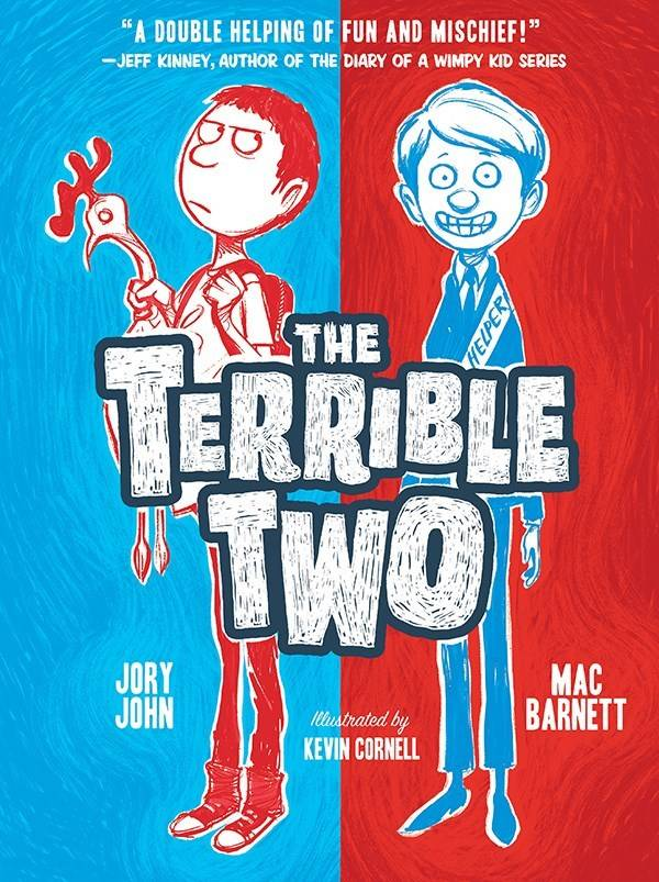 The Terrible Two 01