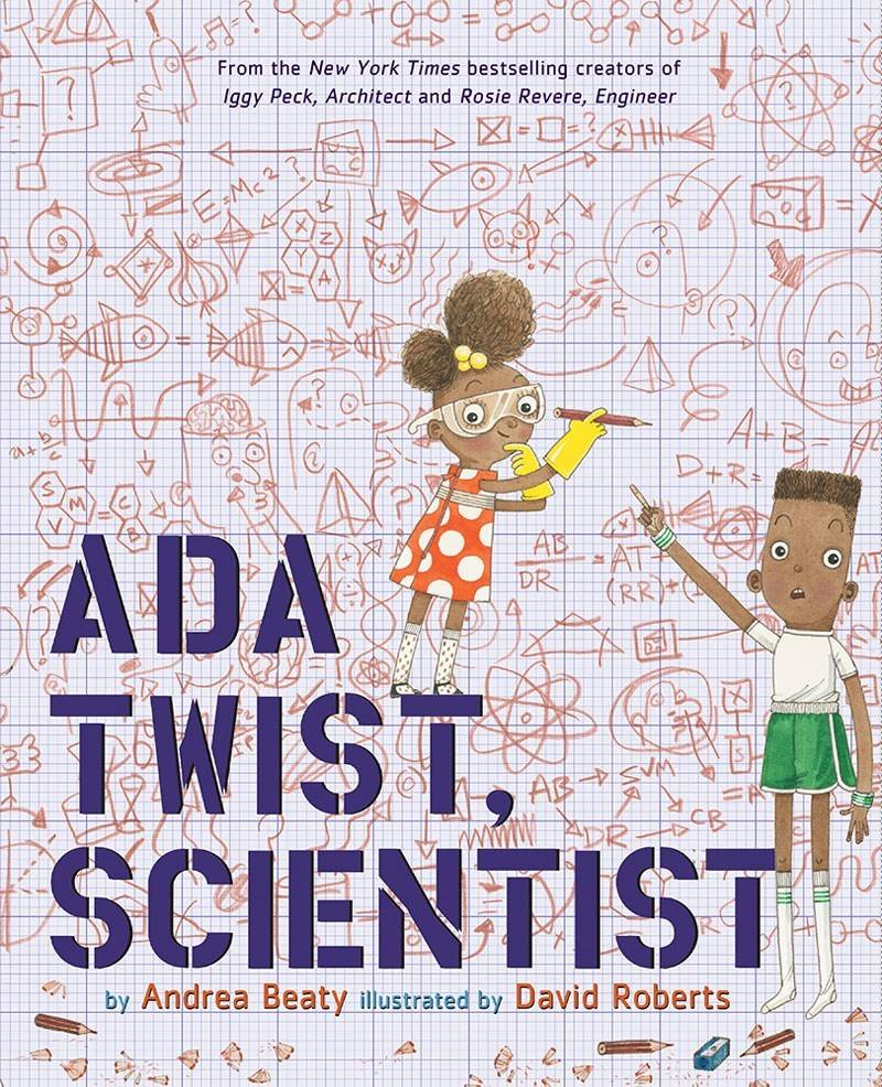 Abrams The Questioneers: Ada Twist, Scientist