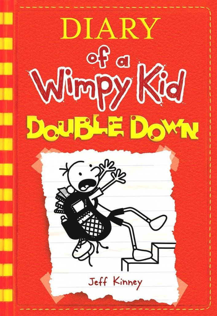 Amulet Books Diary of a Wimpy Kid 11 Double Down