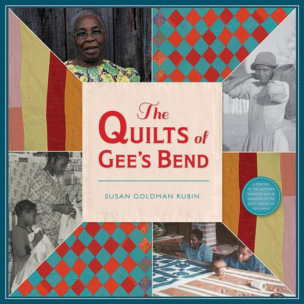 Abrams Books for Young Readers The Quilts of Gee's Bend