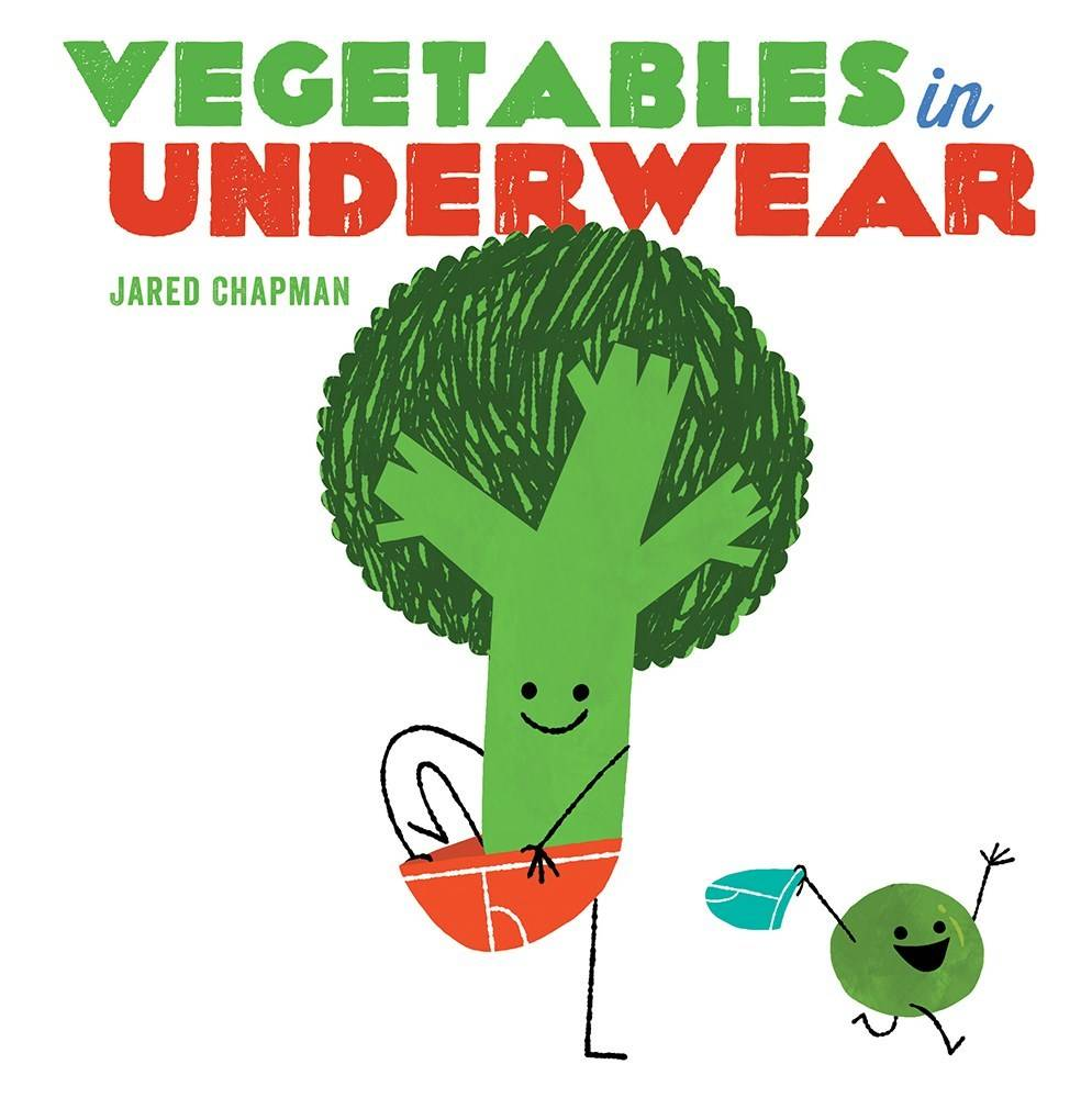 Abrams Appleseed Vegetables in Underwear