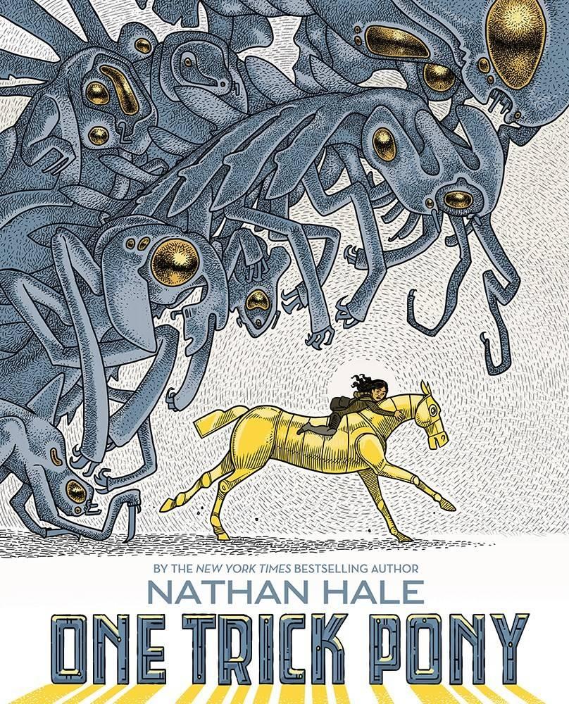 Amulet Books One Trick Pony