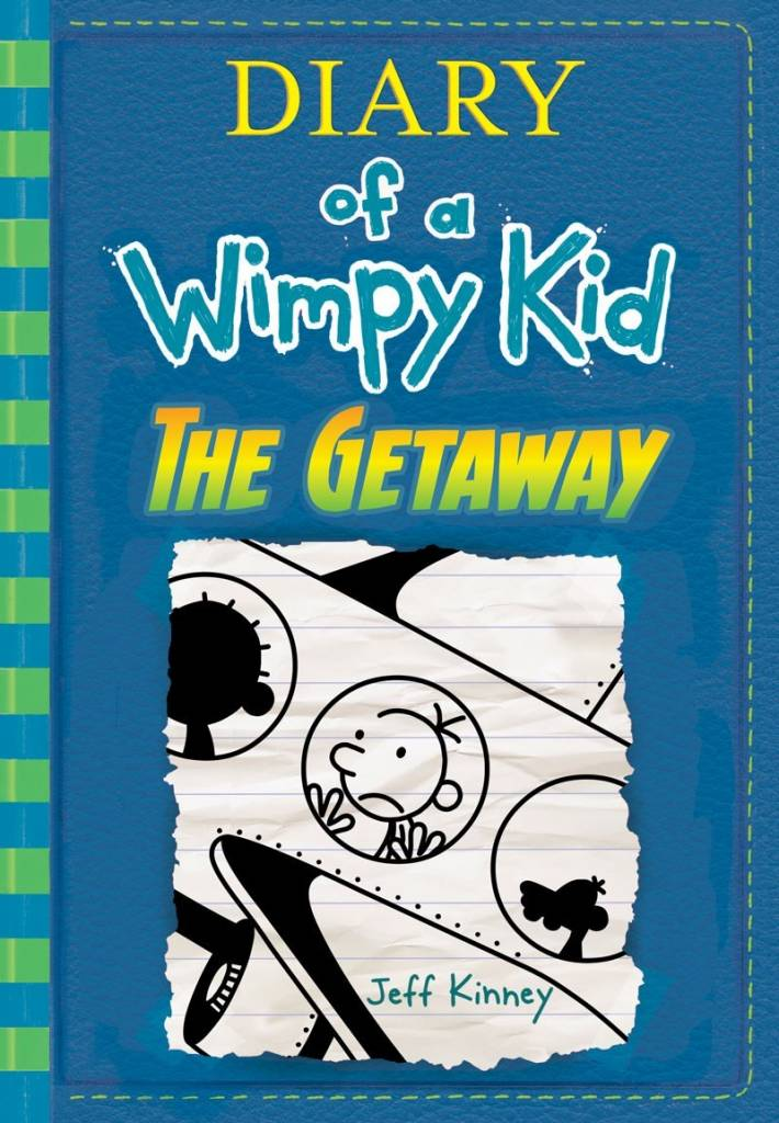 Amulet Books Diary of a Wimpy Kid 12 The Getaway