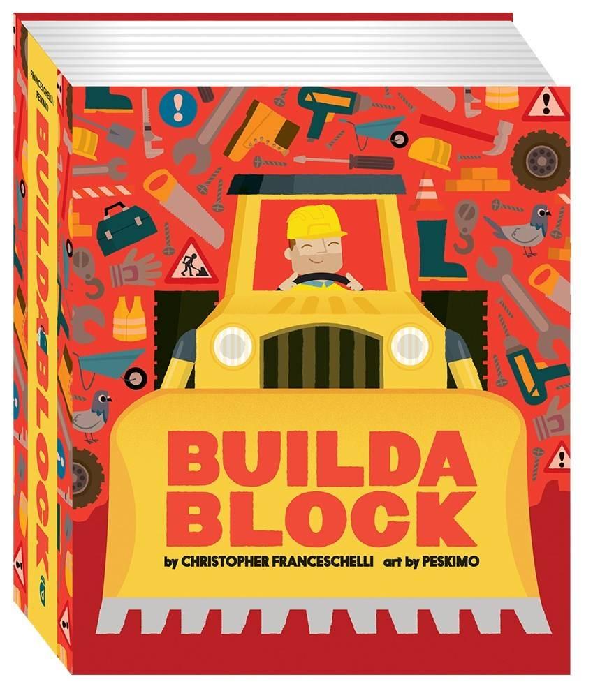 Abrams Appleseed Alphablock: Buildablock