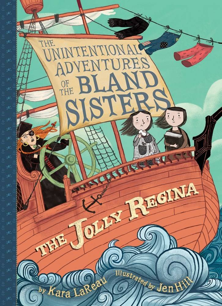 Amulet Paperbacks Unintentional Adventures... Bland Sisters 01 Jolly Regina