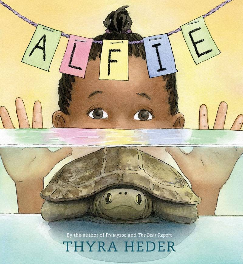 Abrams Books for Young Readers Alfie