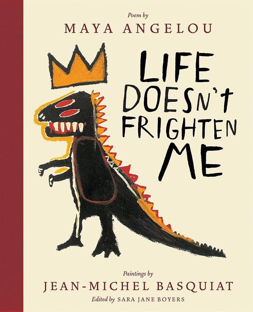 Abrams Books for Young Readers Life Doesn't Frighten Me (25th Anniversary)