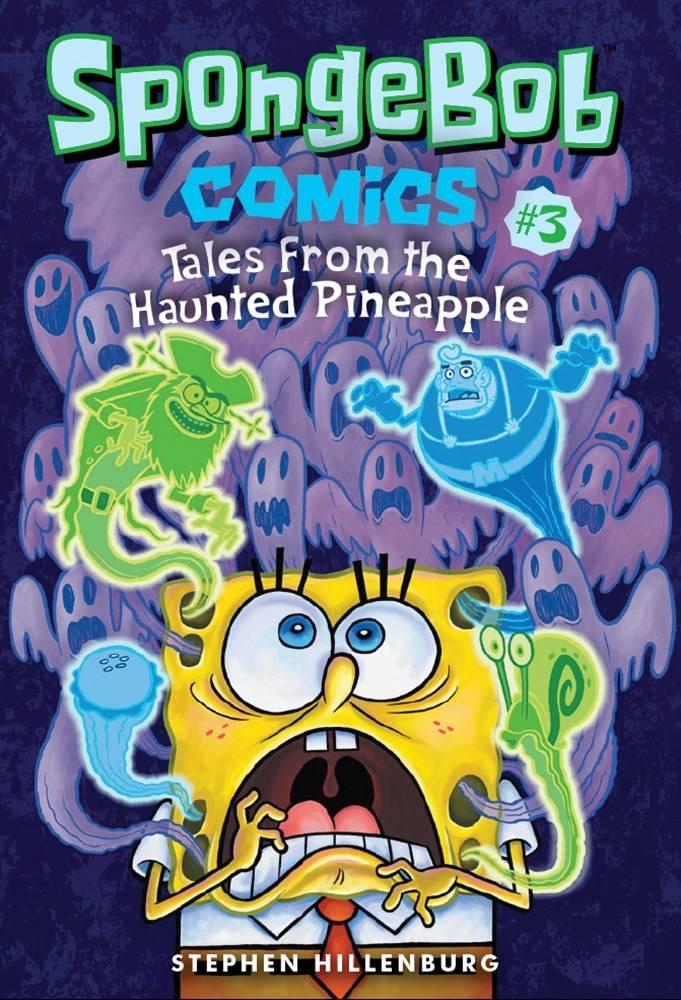 Amulet Paperbacks SpongeBob Comics 03