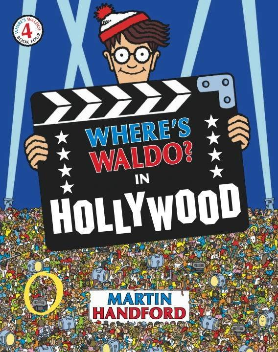 Where's Waldo? 04 In Hollywood