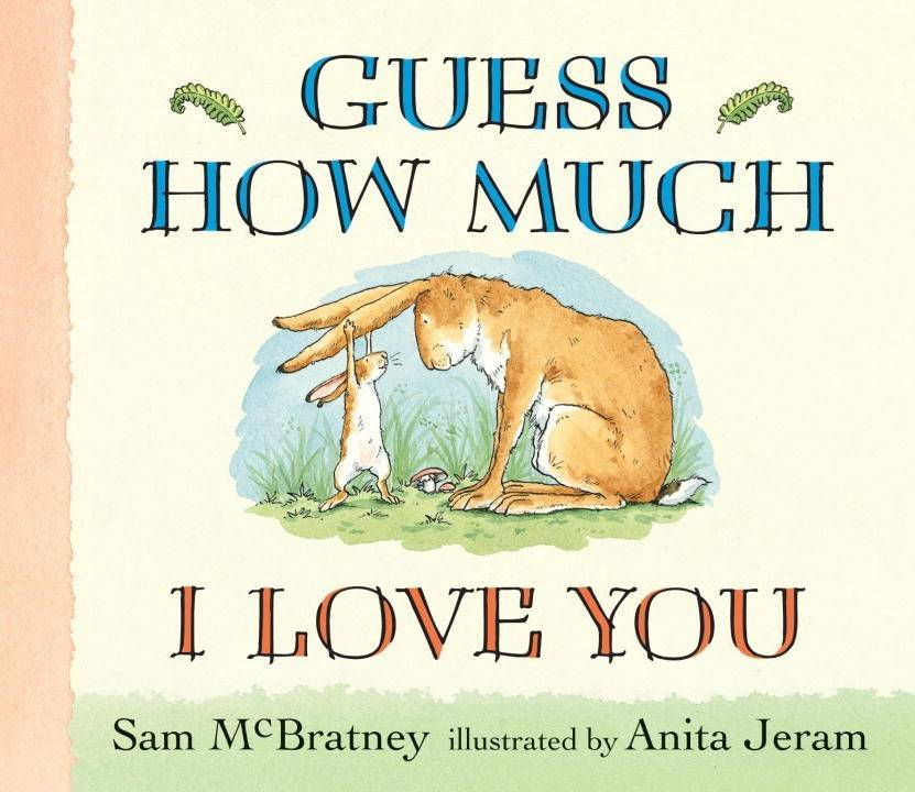 Guess How Much I Love You (Small Board Book)
