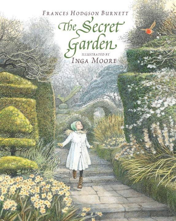 Candlewick The Secret Garden (Illustrated Ed.)