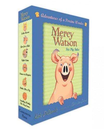 Mercy Watson Paperback Boxed Set (#1-6)