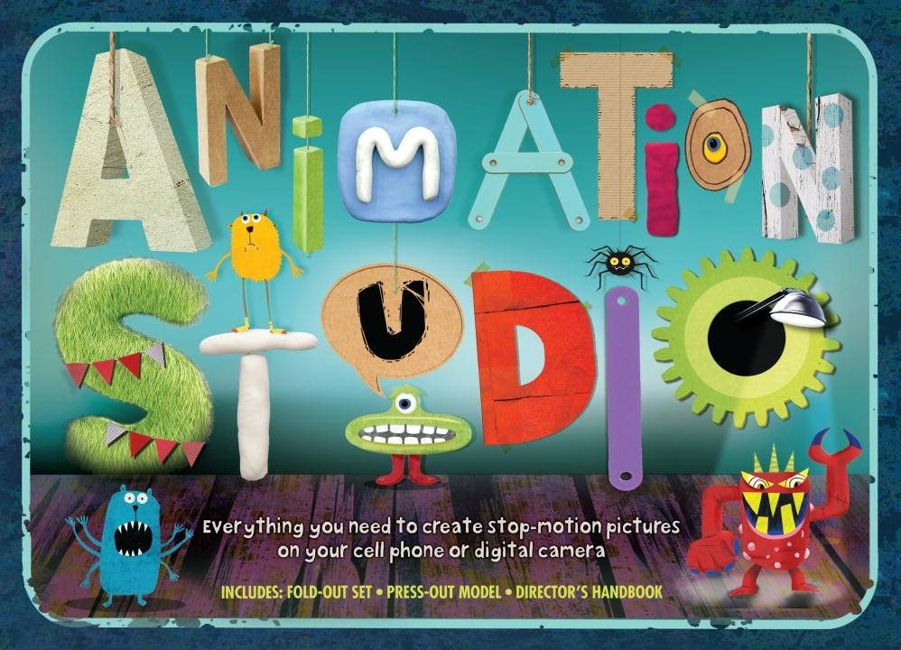 Animation Studio (Fold-Out Set, Model, & Handbook)