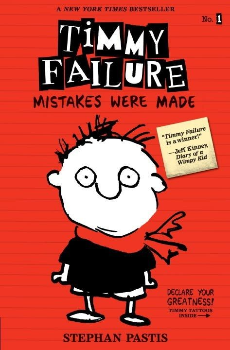 Candlewick Timmy Failure 01 Mistakes Were Made