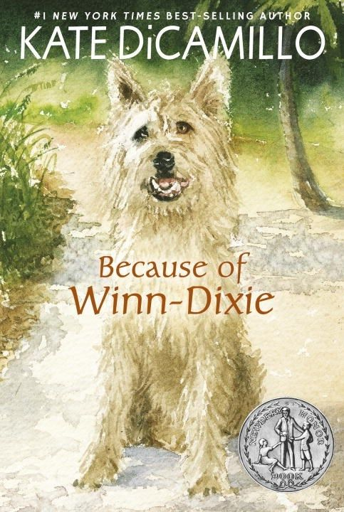 Candlewick Because of Winn-Dixie
