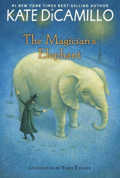 Candlewick The Magician's Elephant