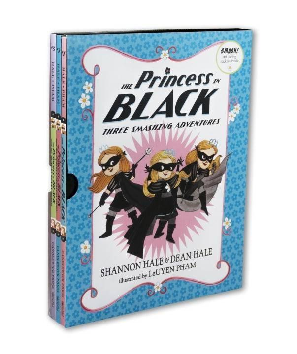 Candlewick The Princess in Black: 3 Smashing Adventures Boxed Set (#1-#3)