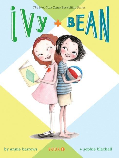 Chronicle Books Ivy and Bean 01