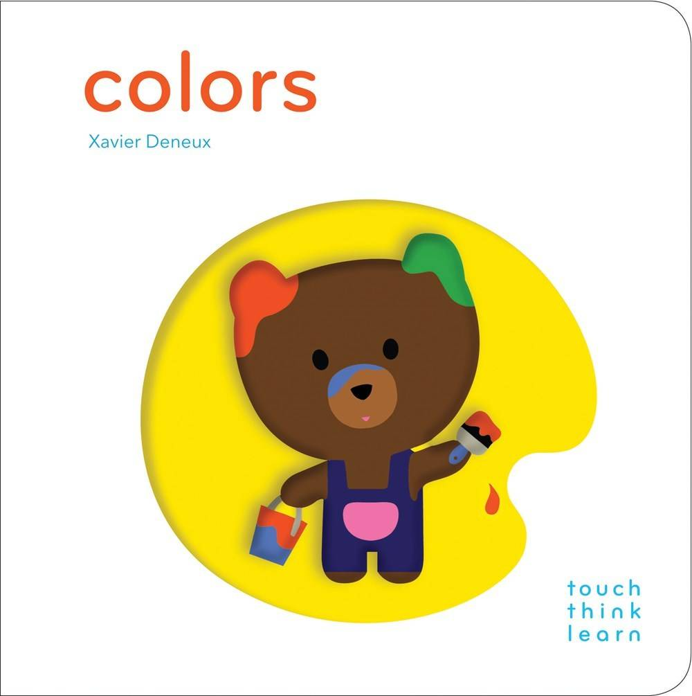 Chronicle Books *TouchThinkLearn: Colors
