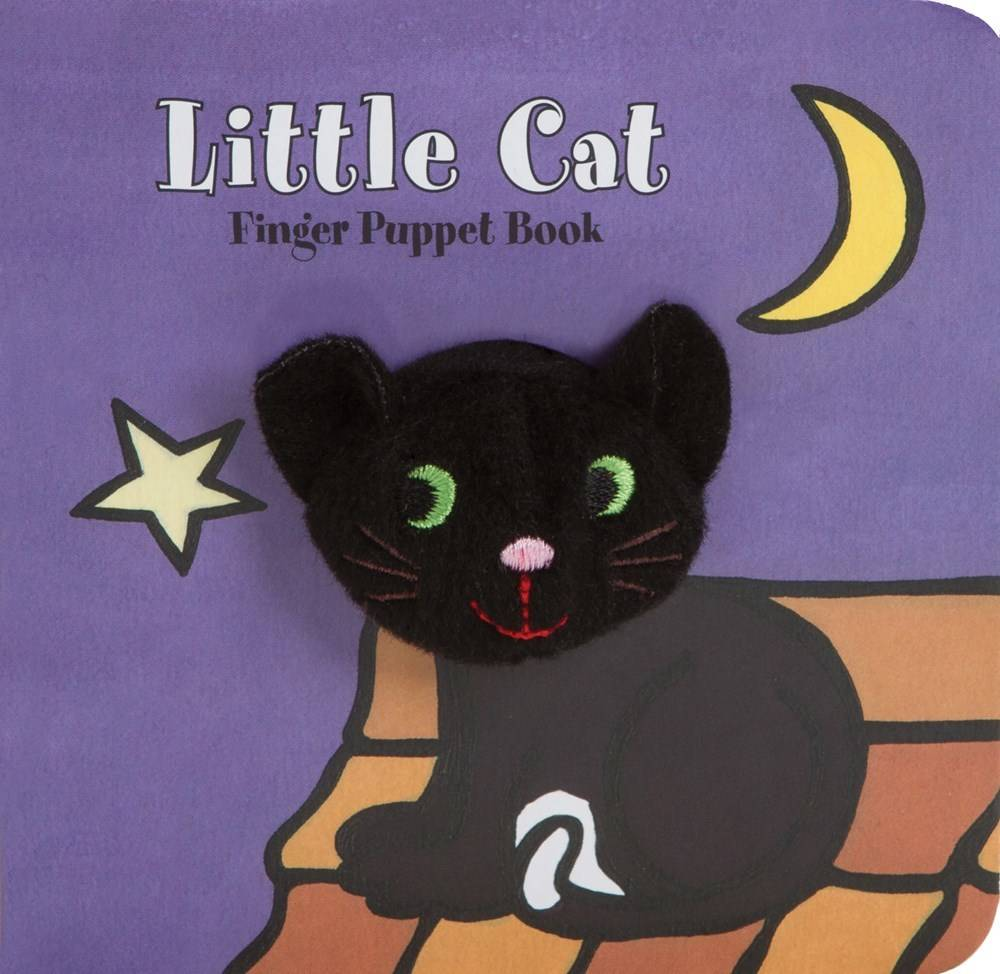 Chronicle Books Little Cat (Finger Puppet Board Book)