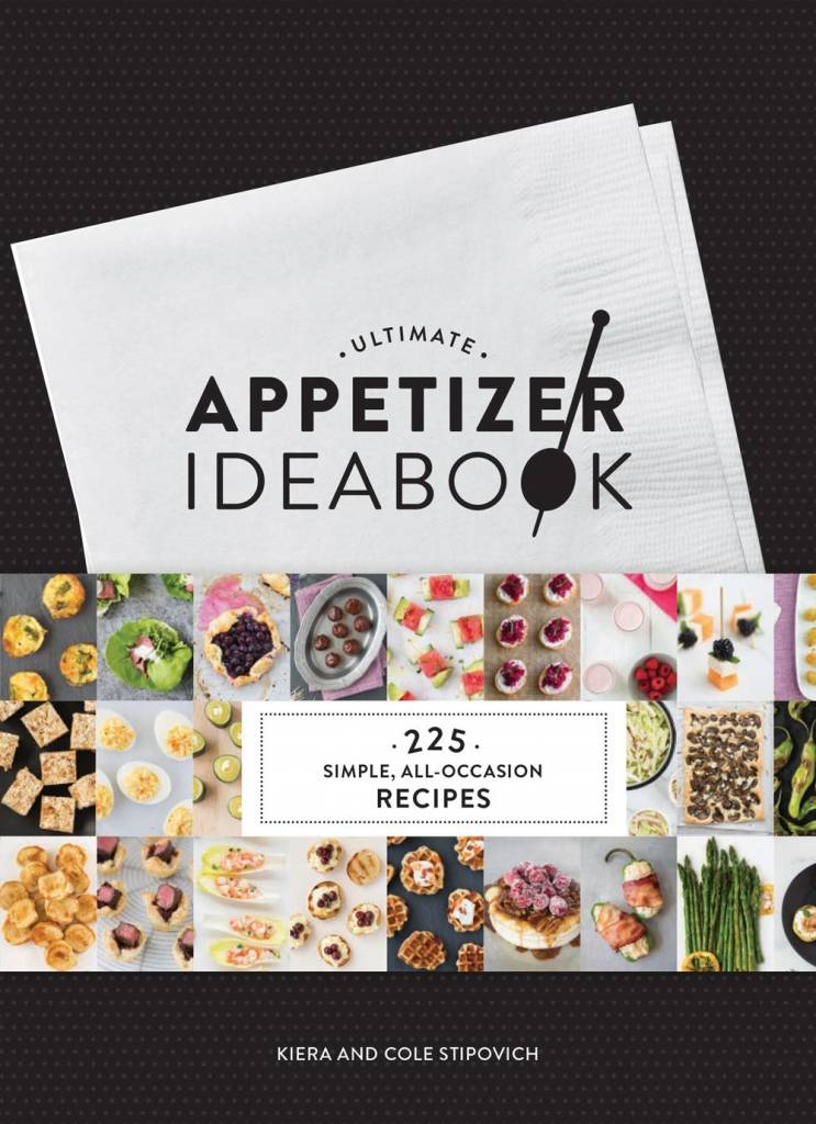 Chronicle Books Ultimate Appetizer Ideabook: 225 Simple, All-Occasion...
