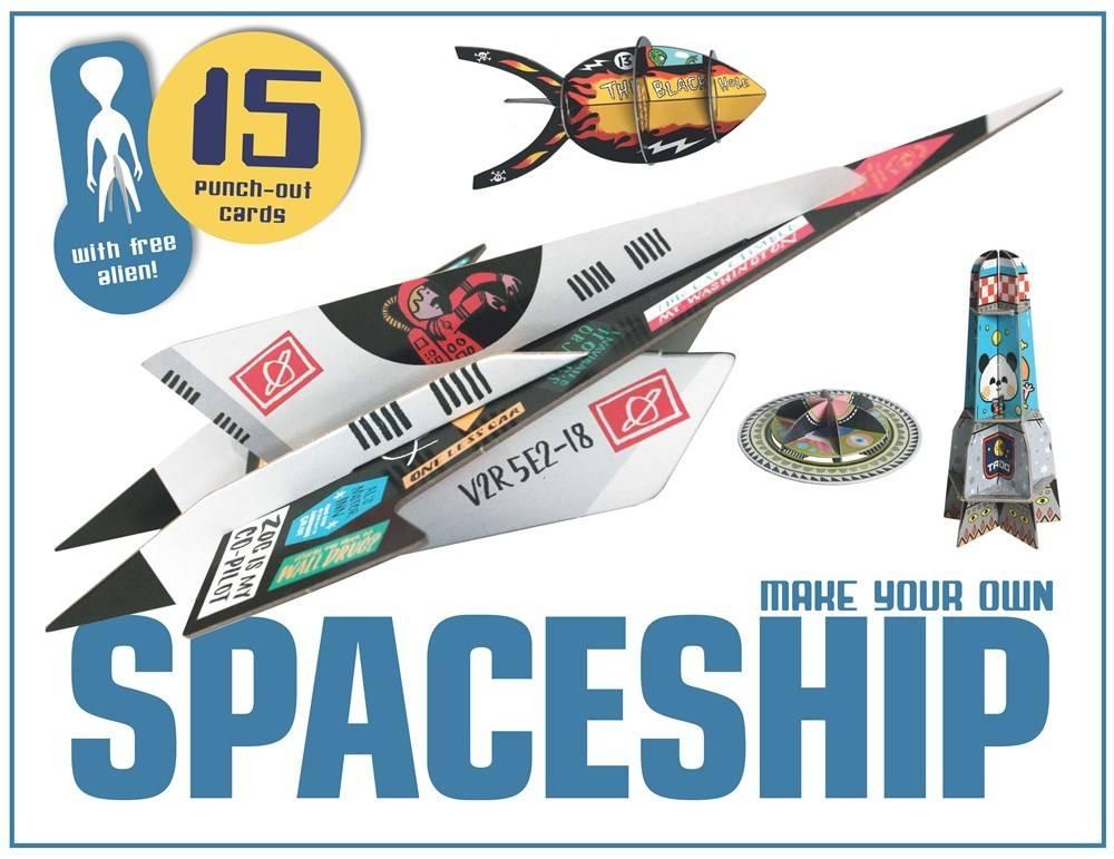 Laurence King Publishing Make Your Own Spaceship Kit