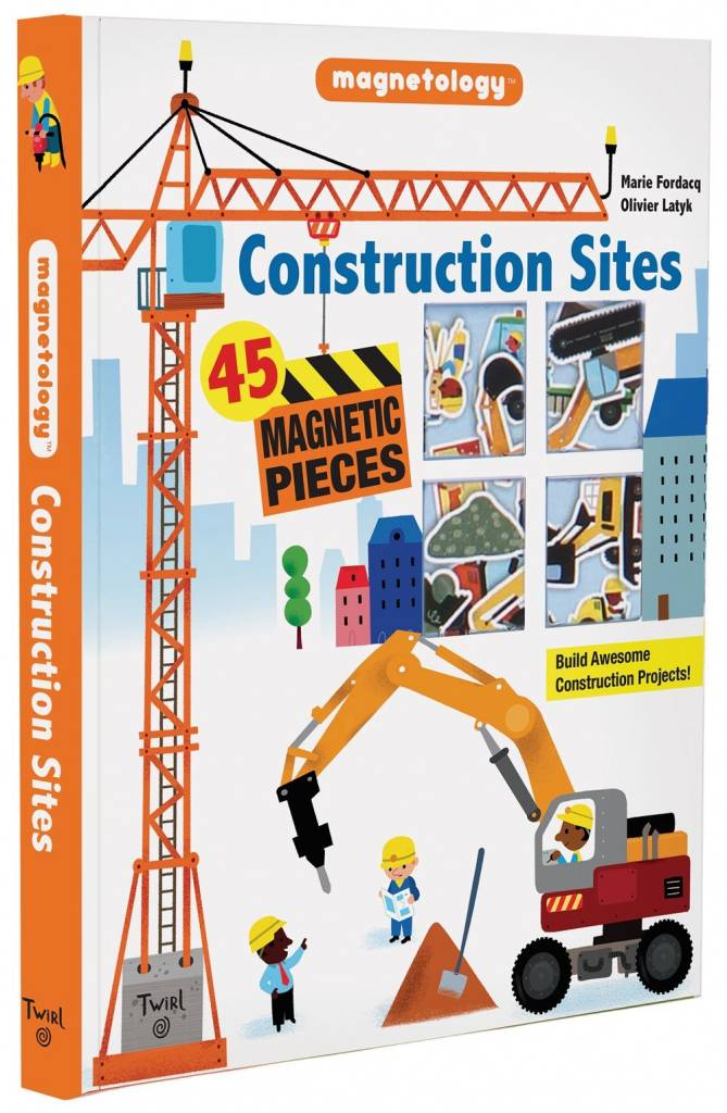 Twirl Magnetology: Construction Sites