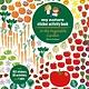 Princeton Architectural Press Nature Sticker Activity Book: In the Vegetable Garden