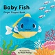 Chronicle Books Baby Fish (Finger Puppet Board Book)