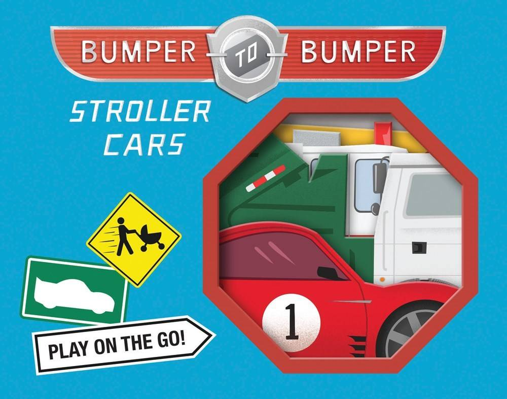Chronicle Books Bumper-to-Bumper: Stroller Cars