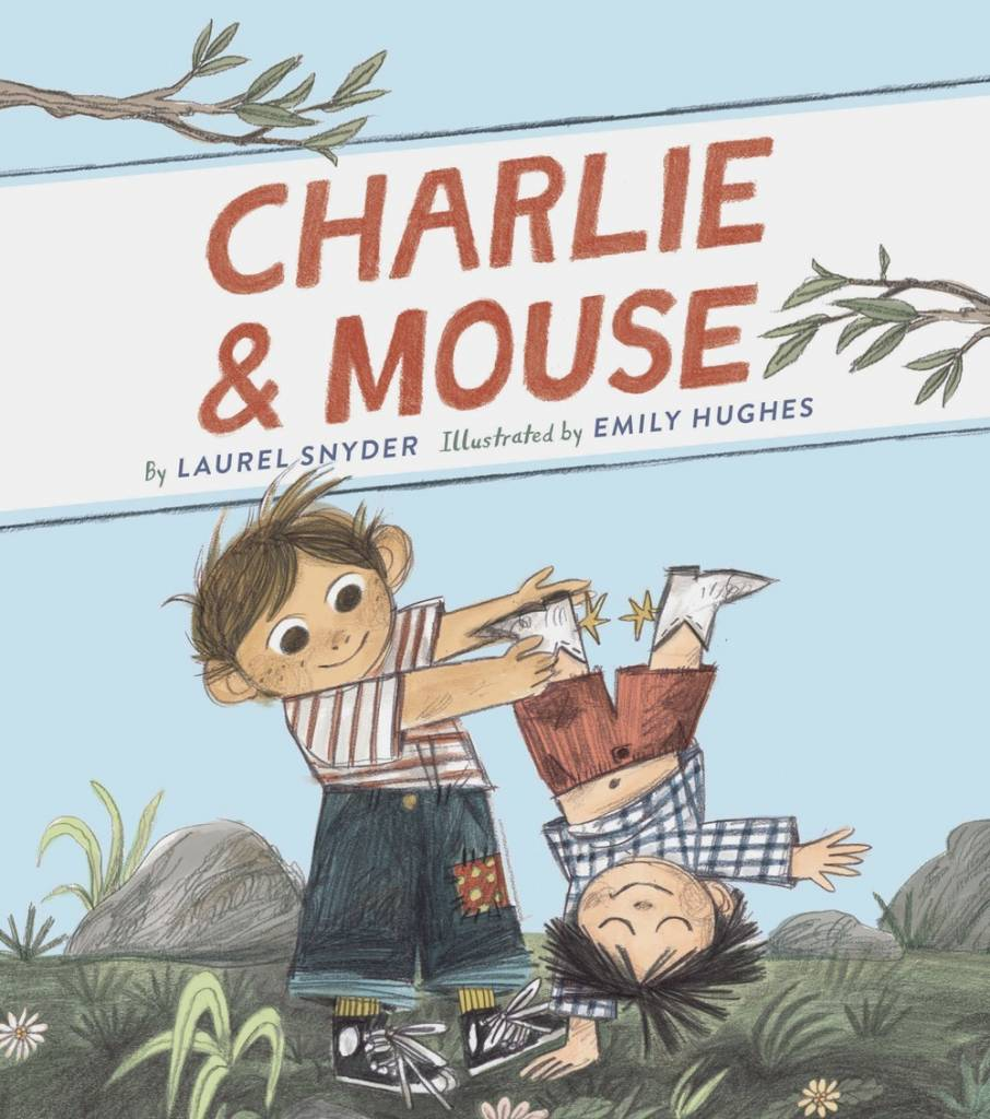 Chronicle Books Charlie & Mouse 01