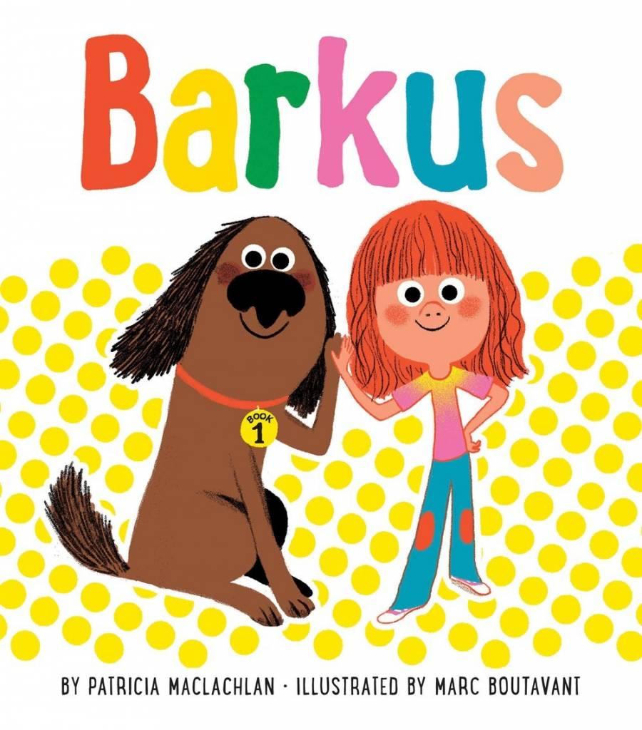 Chronicle Books Barkus 01