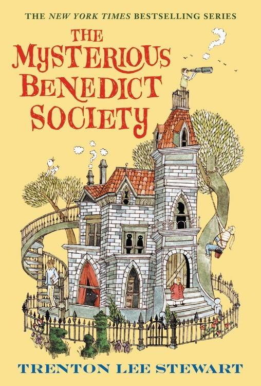 Little Brown Bks Young Readers Mysterious Benedict Society 01