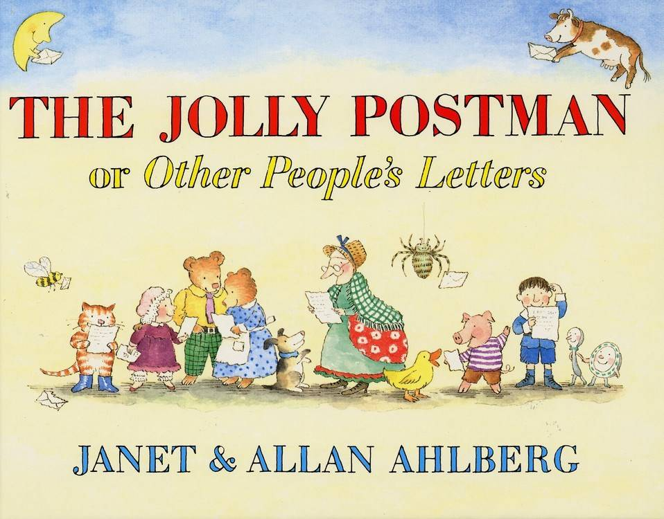 LB Kids The Jolly Postman 01 Or Other People's Letters