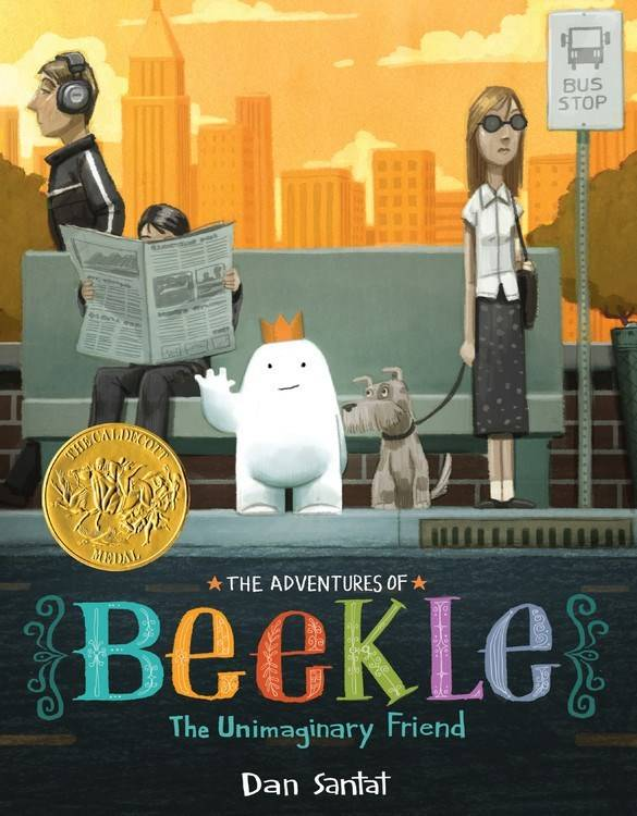 Little, Brown and Company Adventures of Beekle: The Unimaginary Friend