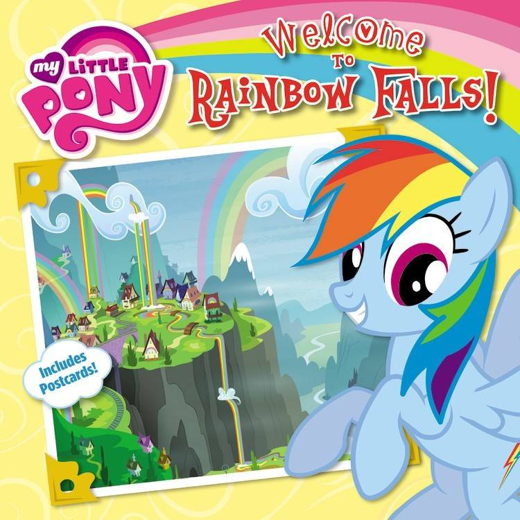 LB Kids My Little Pony: Welcome to Rainbow Falls