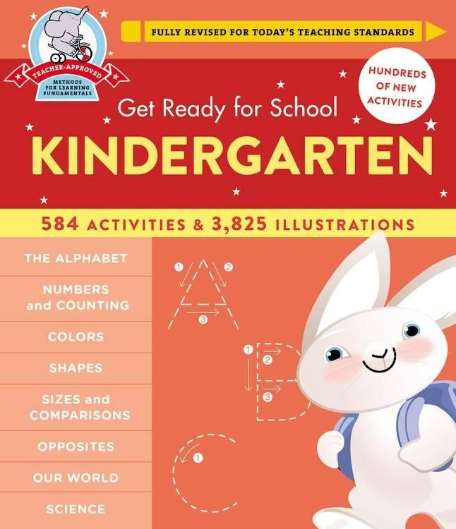Black Dog & Leventhal * Get Ready for School: Kindergarten