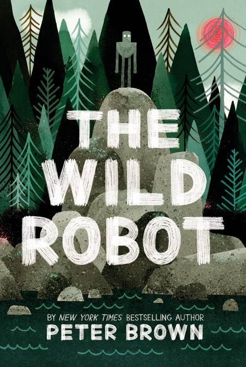 Little, Brown and Company The Wild Robot 01