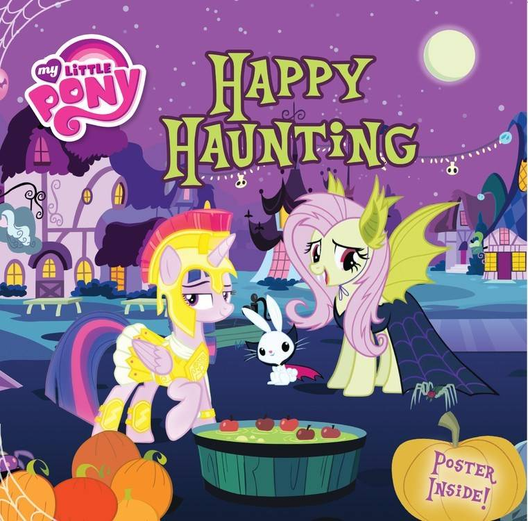 LB Kids My Little Pony: Happy Haunting