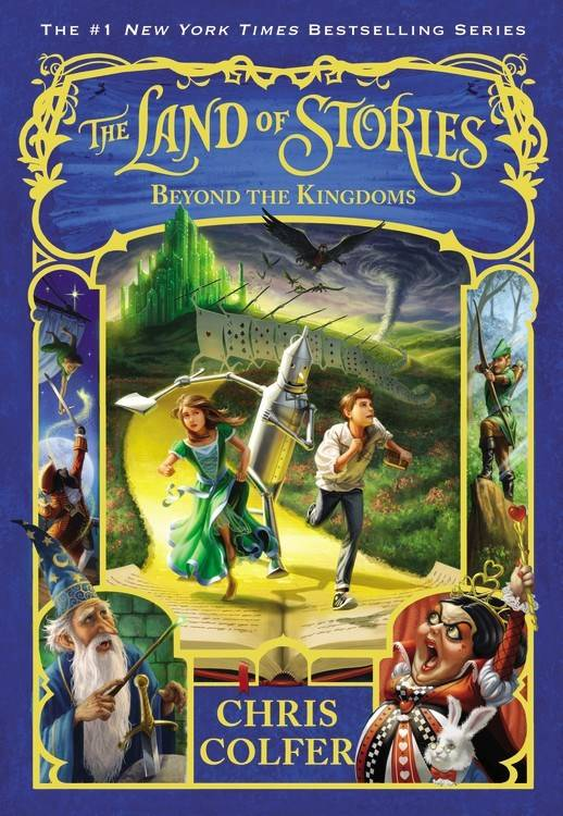 Little, Brown Books for Young Readers The Land of Stories 04 Beyond the Kingdoms
