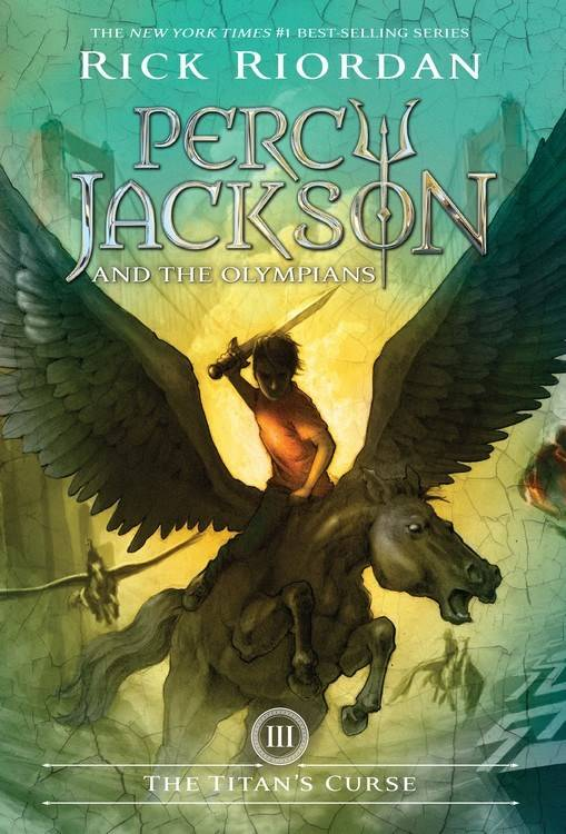 Disney-Hyperion Percy Jackson 03 The Titan's Curse