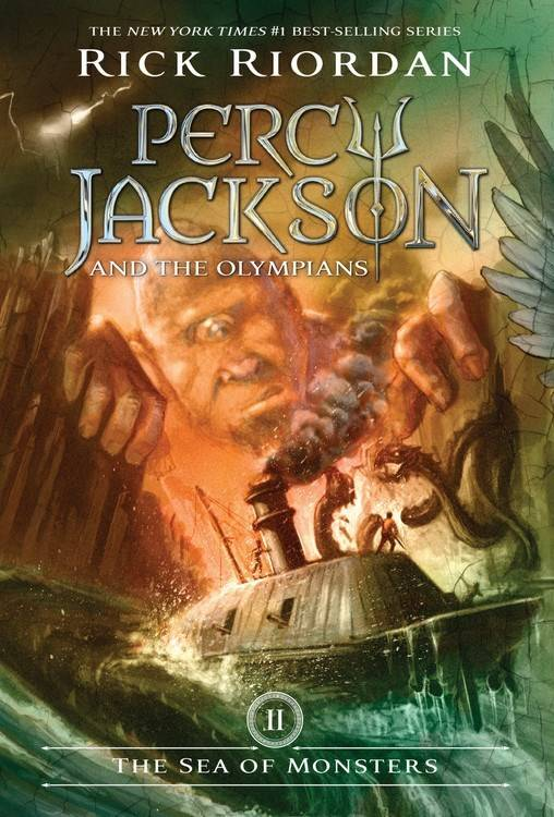 Disney-Hyperion Percy Jackson 02 The Sea of Monsters