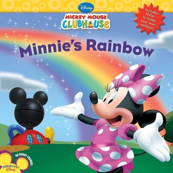 Disney-Hyperion Disney Mickey Mouse Clubhouse: Minnie's Rainbow